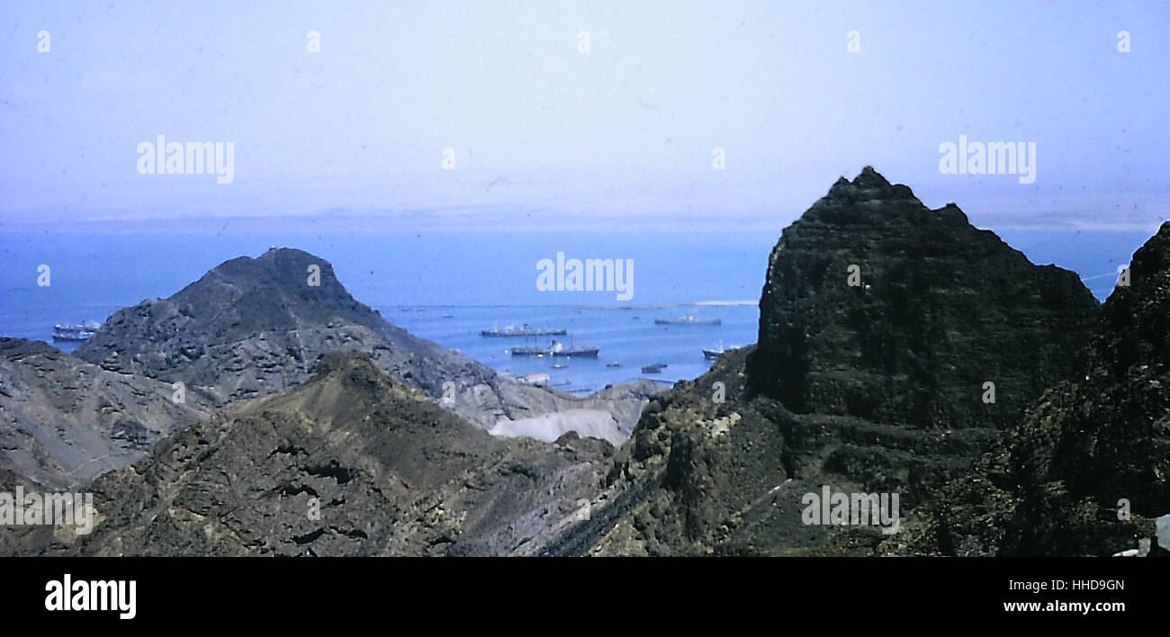 Aden Stock Photo