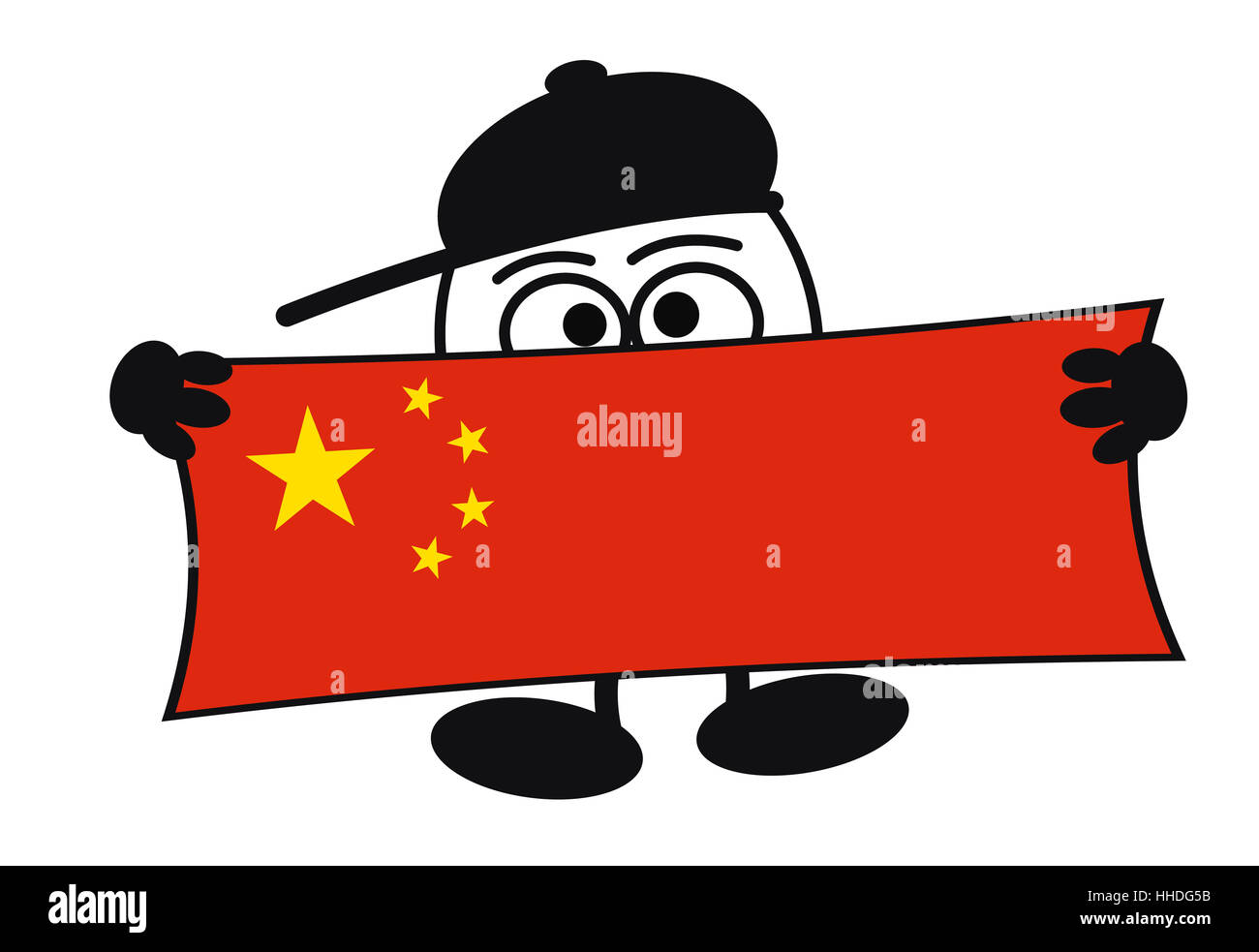 comic, china, comic, male, masculine, entrance, poster, illustration, Stock Photo
