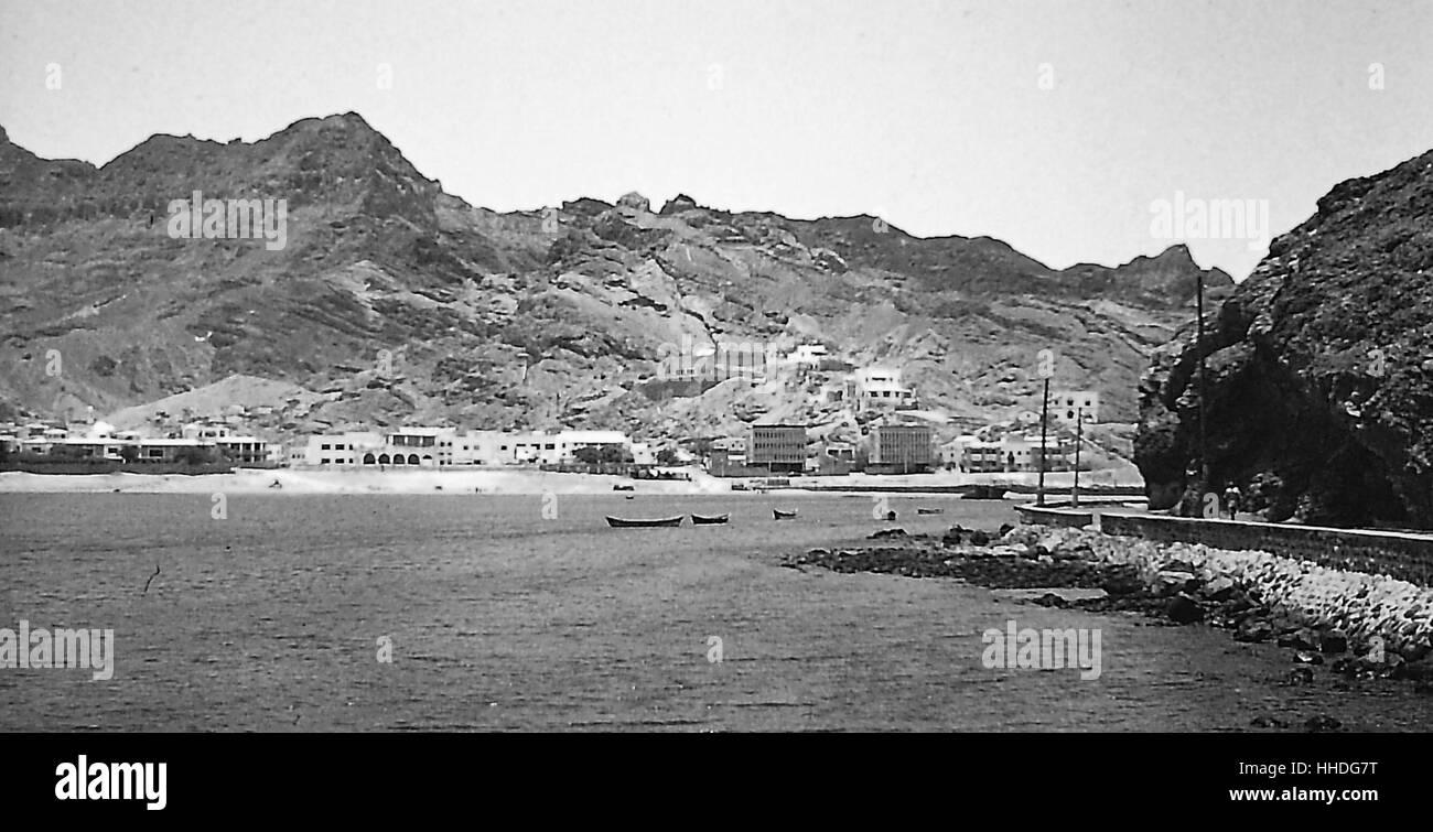 Aden - Stock Image