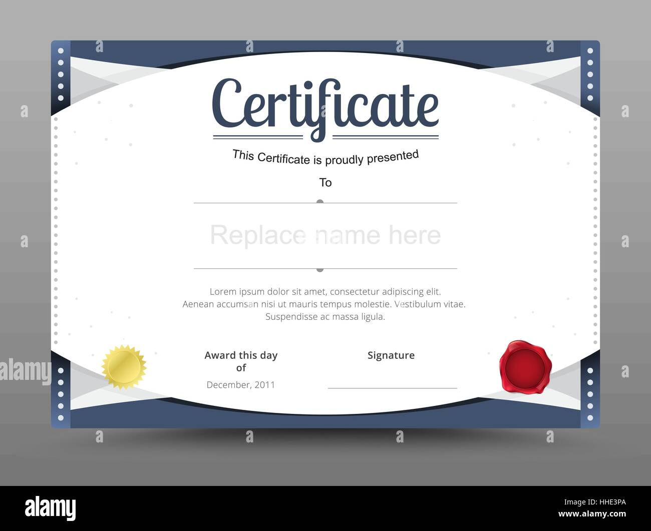 Elegant certificate template business certificate formal theme elegant certificate template business certificate formal theme vector illustration cheaphphosting
