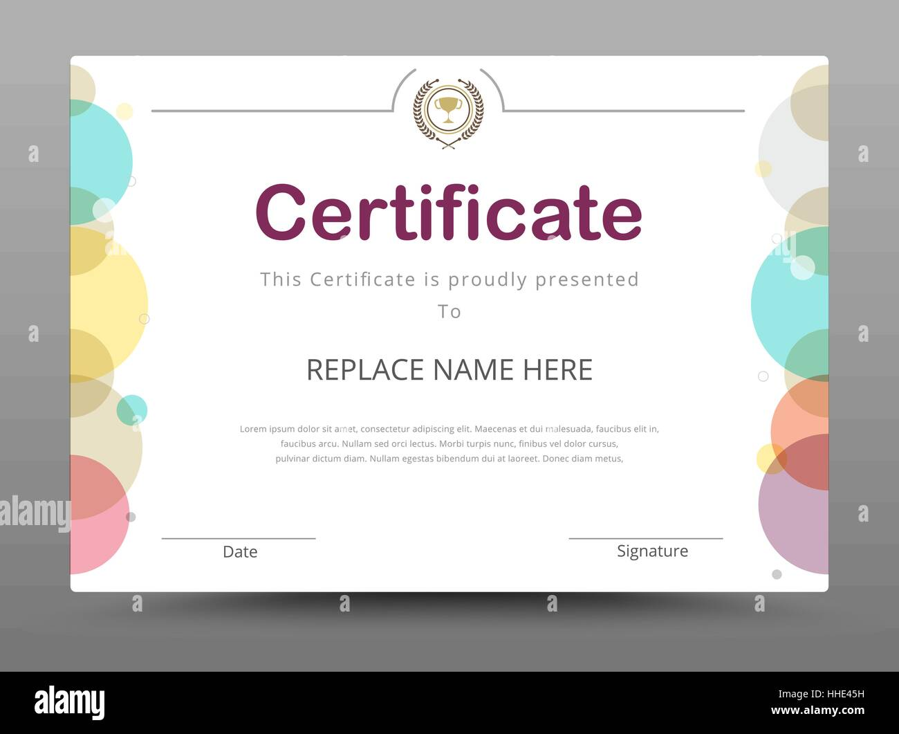Completion Template Stock Photos & Completion Template Stock Images ...