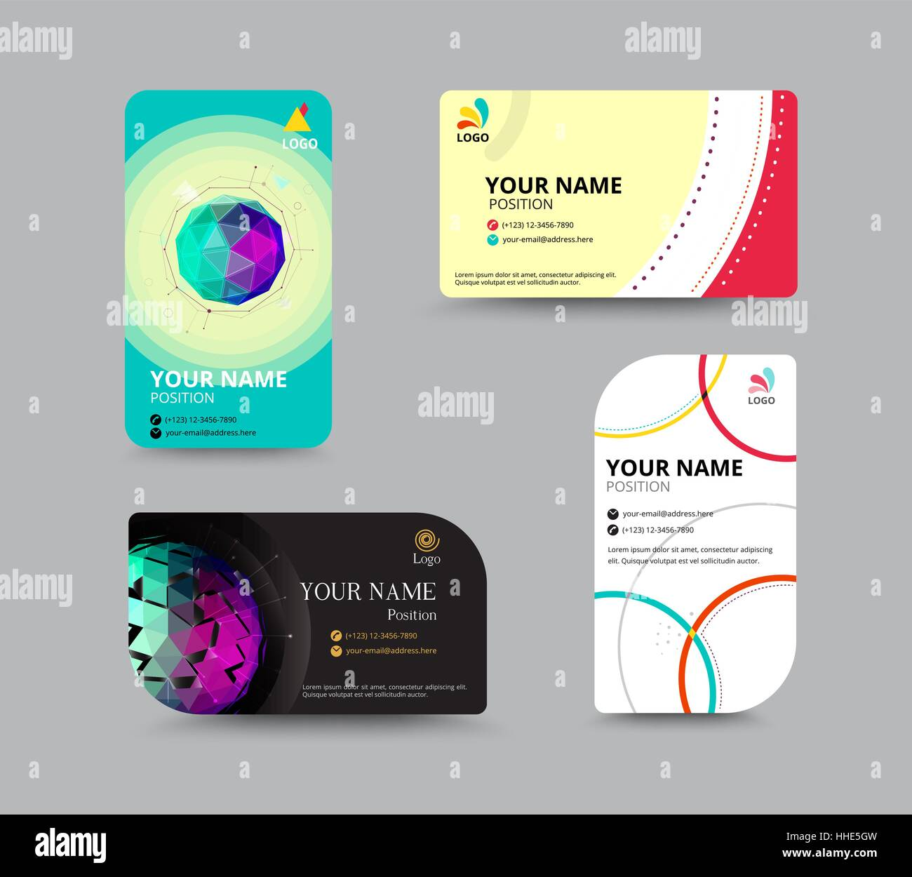 Business card template name card design for business include business card template name card design for business include sample text layout vector illustration simple name tag design concept reheart Images