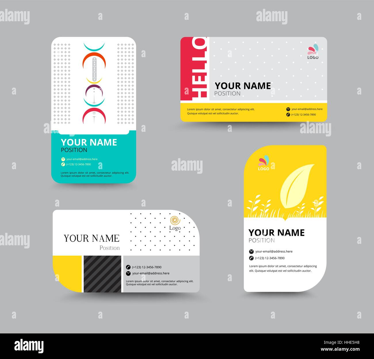 Business Card Sample   Business Card Template Name Card Design For Business Include