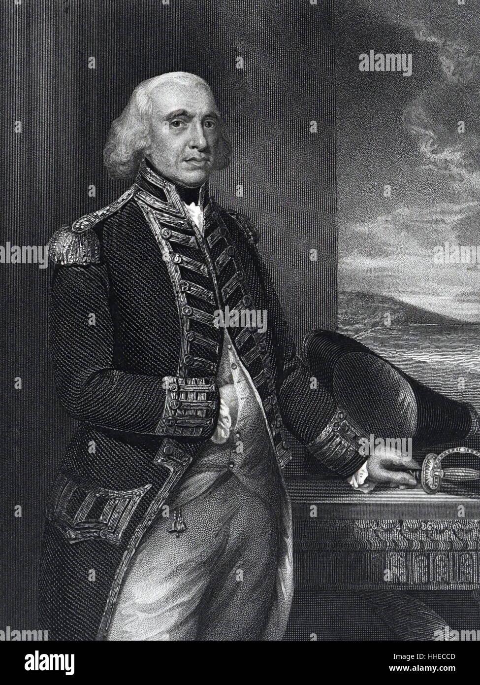 Manage admiral black dick howe