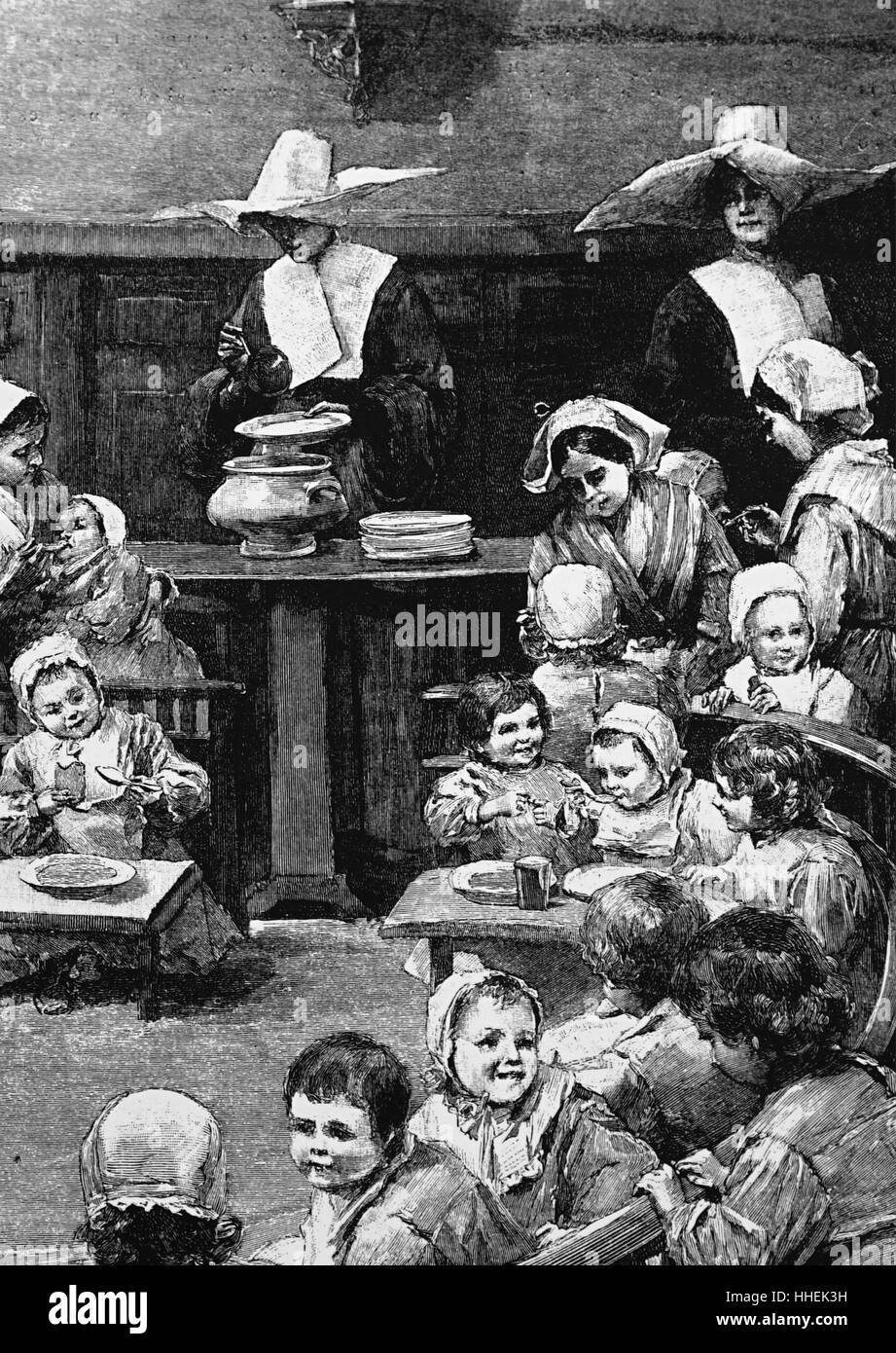 19th century orphanages