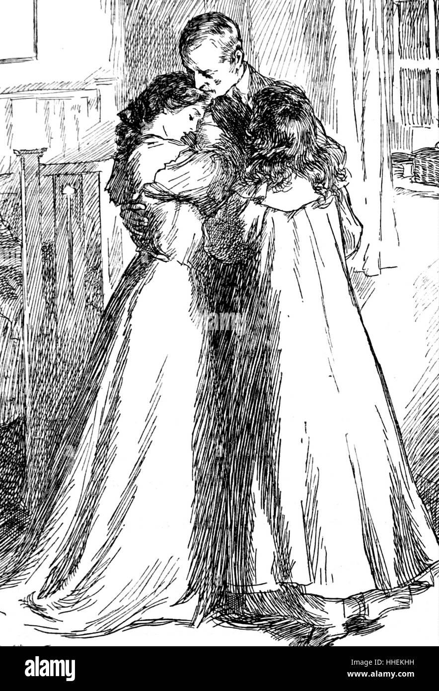 Illustration by Fred Pegram - Stock Image