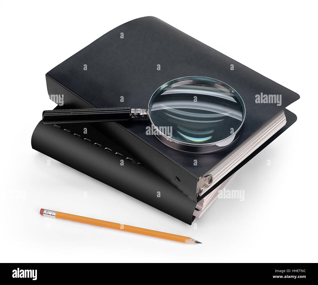 law, books, binder, government, regulations, rules, pen, style, pencil, black, - Stock Image