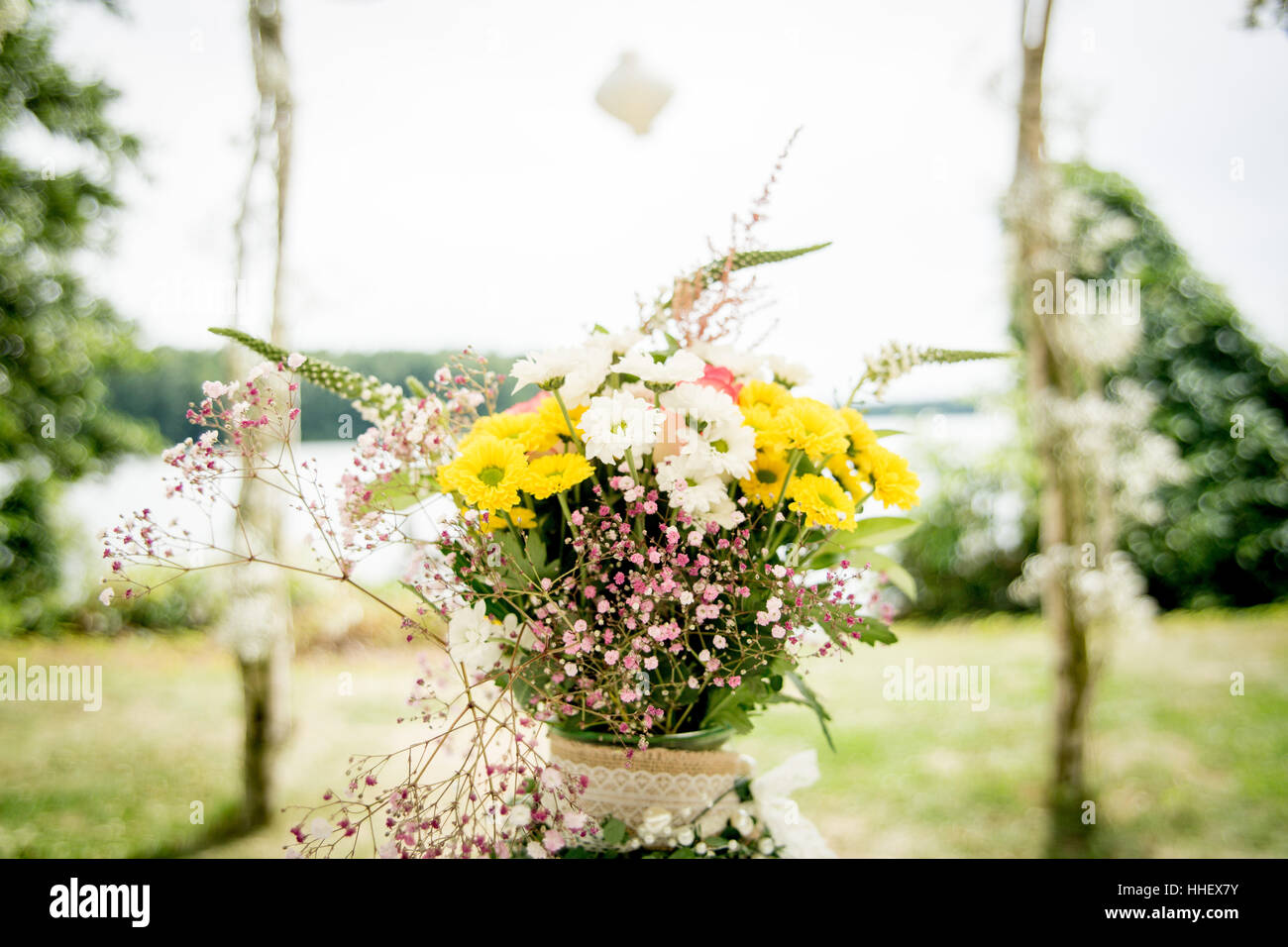 Floral Wedding Decorations Hochzeitsblumendekorationen Summer