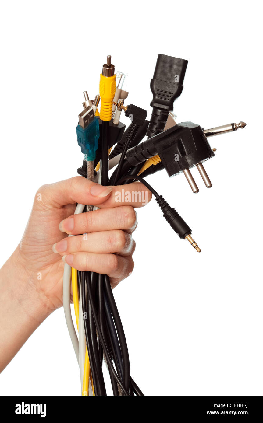 Telephone Phone Jack Connection Connectivity Interface Stock How To Wire Line On Socket Wiring Connections Annexation Cable