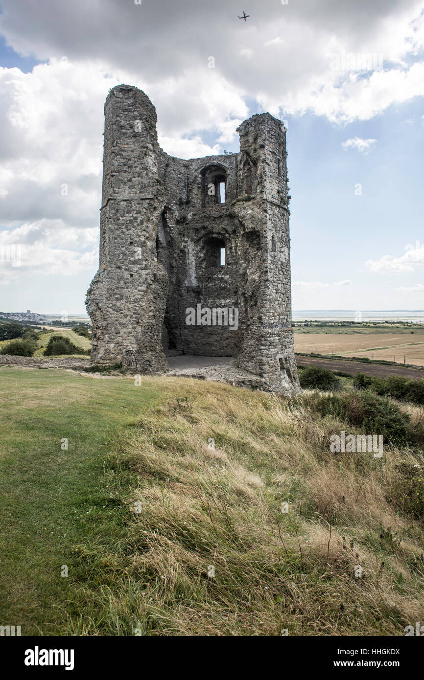 Hadleigh Castle, Hadleigh, Essex, England - Stock Image