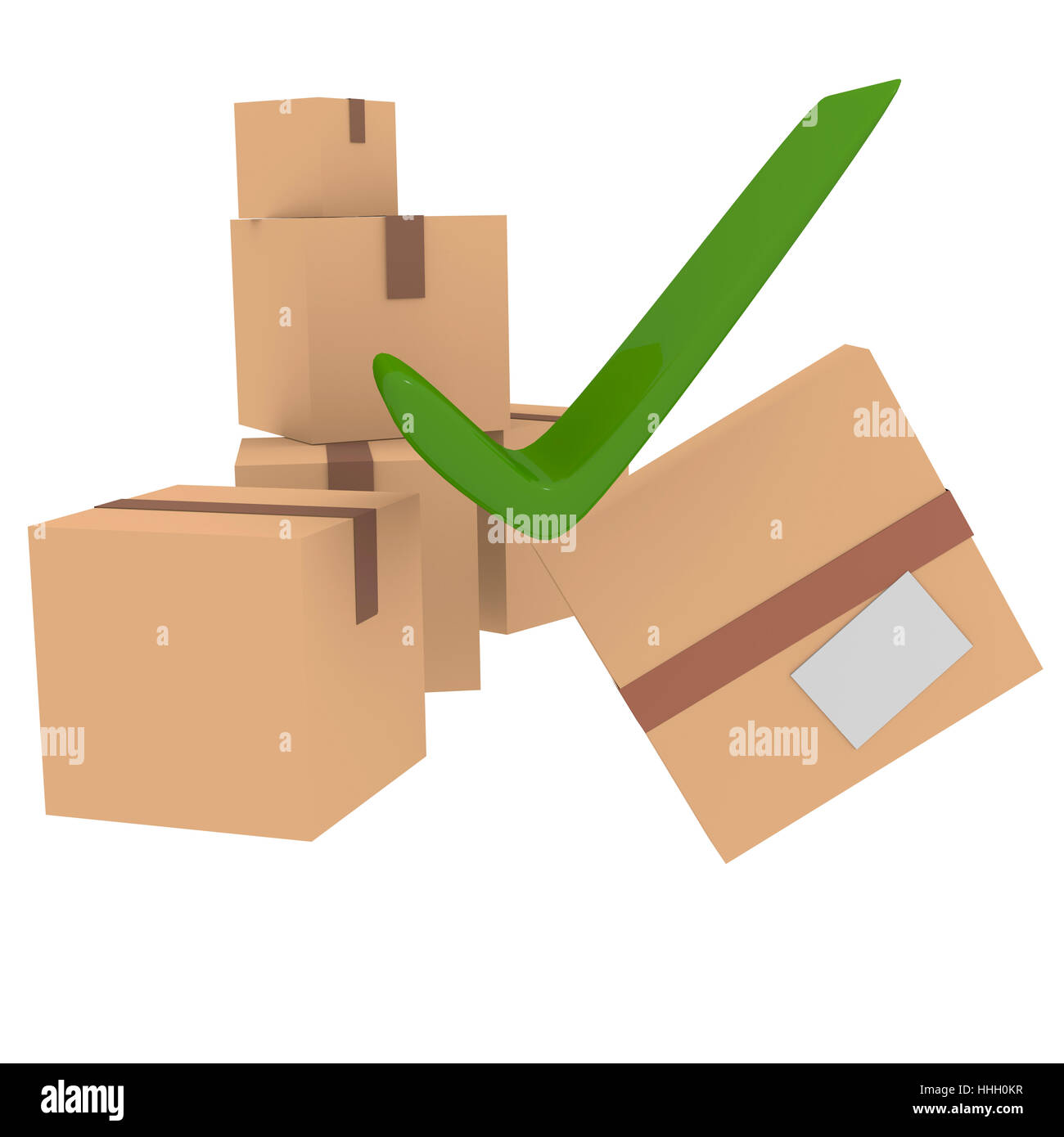 dispatch, parcel service, mail-order business, supply, package, packet, parcel, Stock Photo