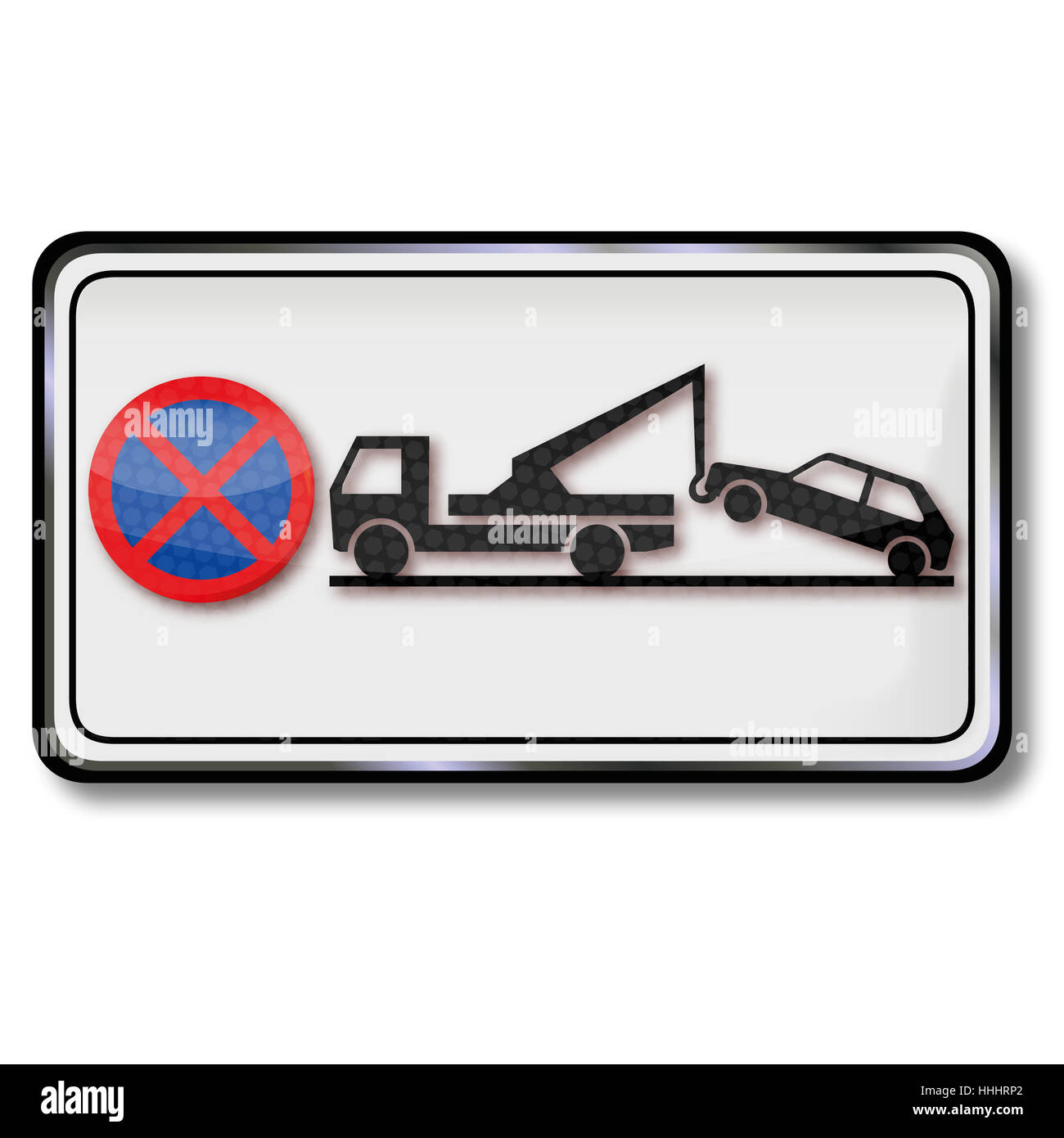 transportation car - Stock Image