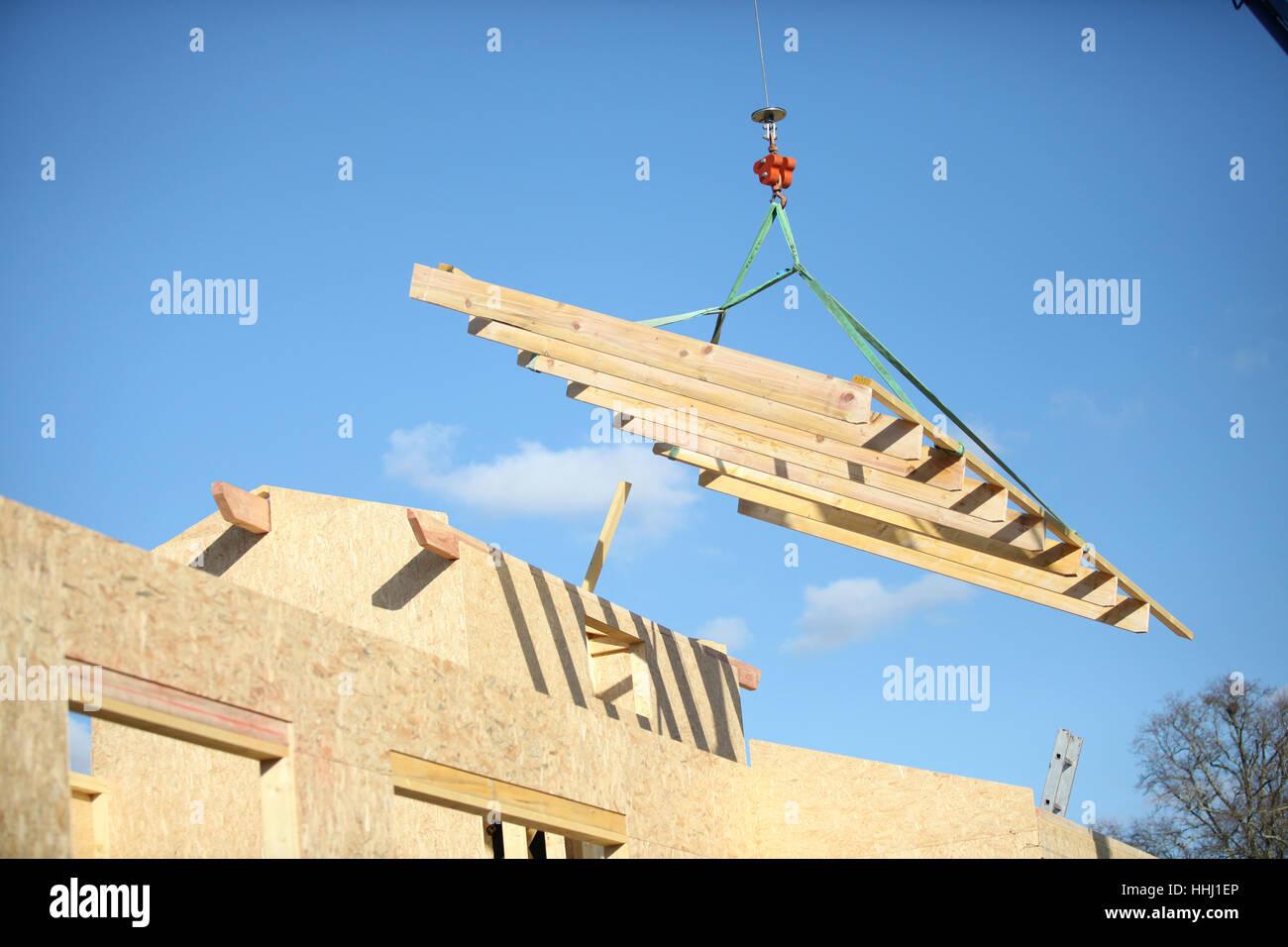 build, cord, construct, dangle, accommodation, construction, accomodation, - Stock Image