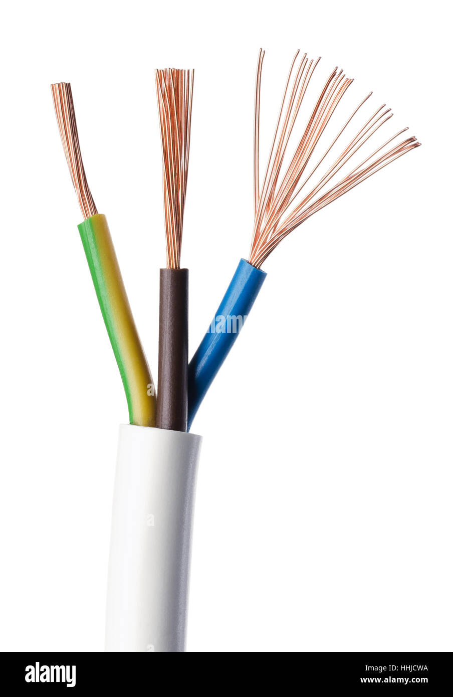 Stripped Wire Stock Photos & Stripped Wire Stock Images - Alamy
