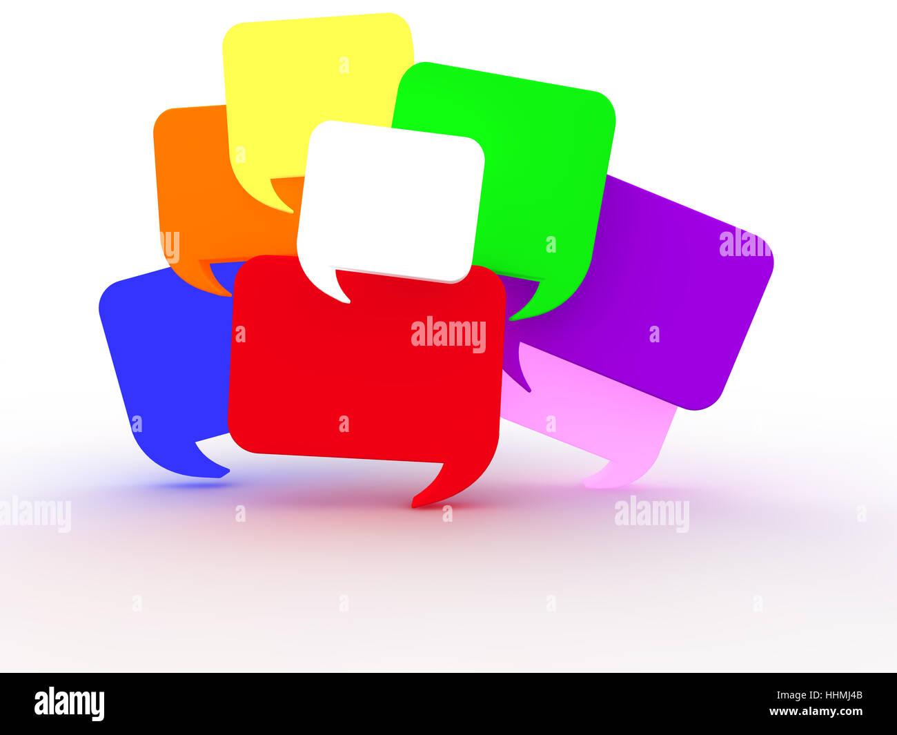 conversation, talk, speaking, speaks, spoken, speak, talking, chat, nattering, Stock Photo