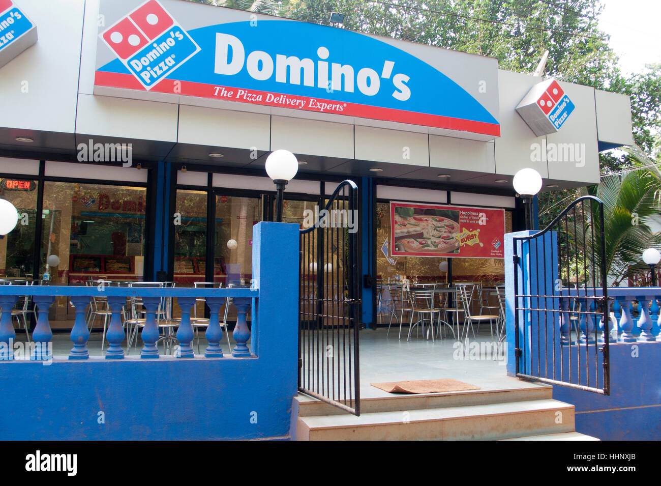 dominos deals india