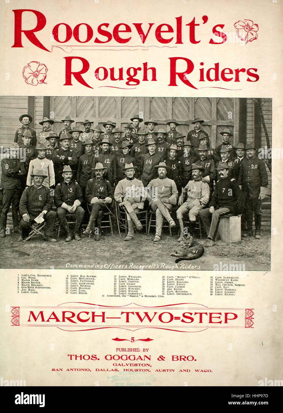 Roosevelt Rough Riders Long Island