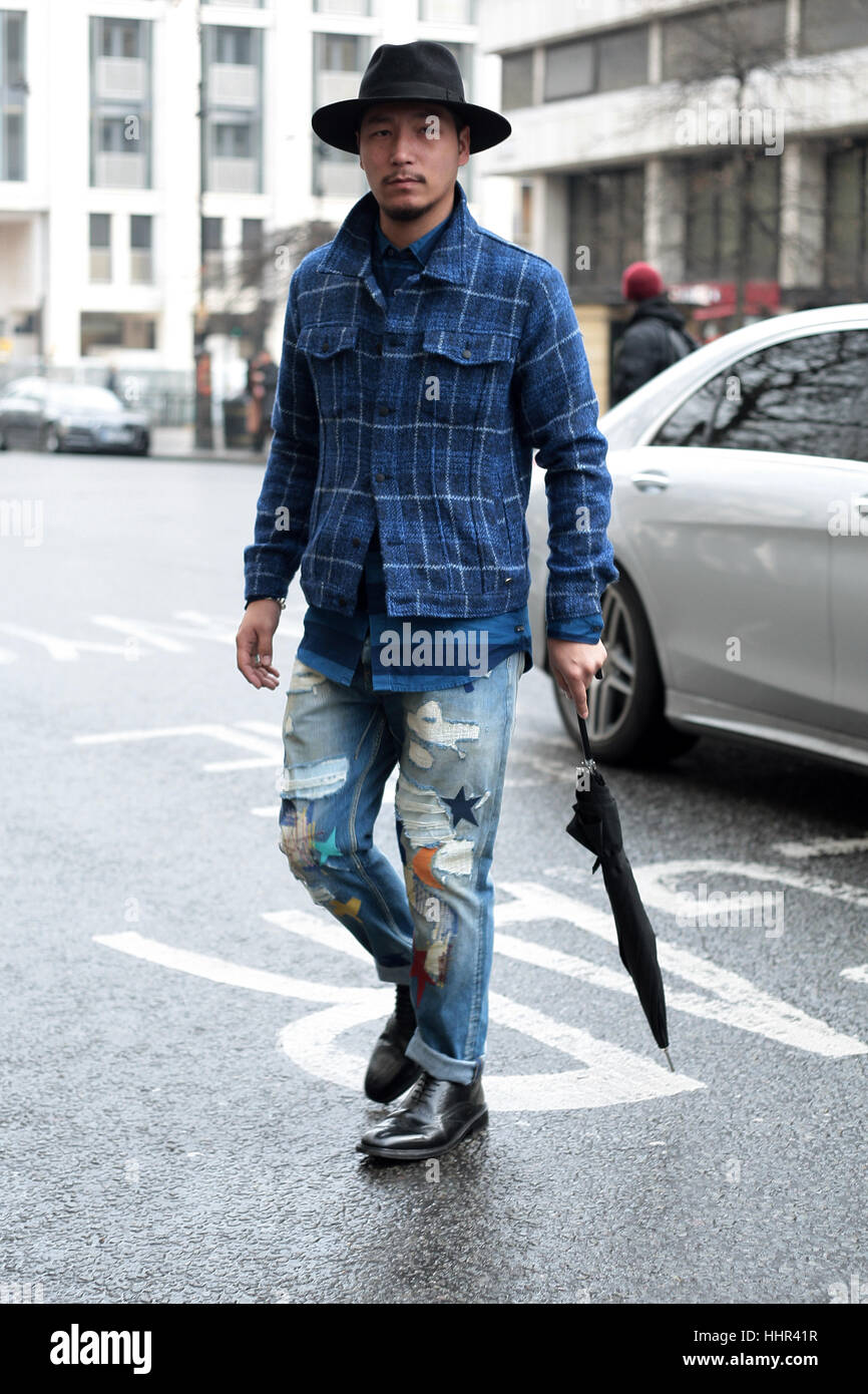 Street Style Fashion From Day Three Of London Fashion Week Men S On