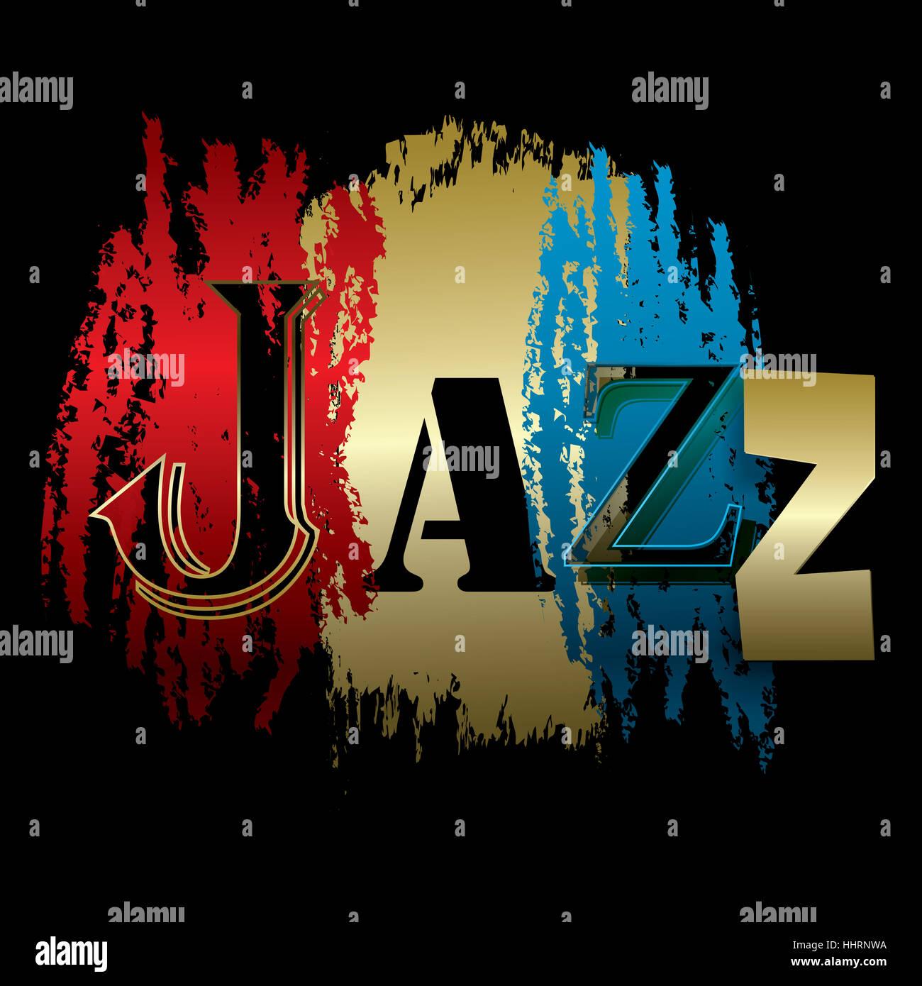 Music Sound Musical Guitar Jazz Sign Backdrop Background