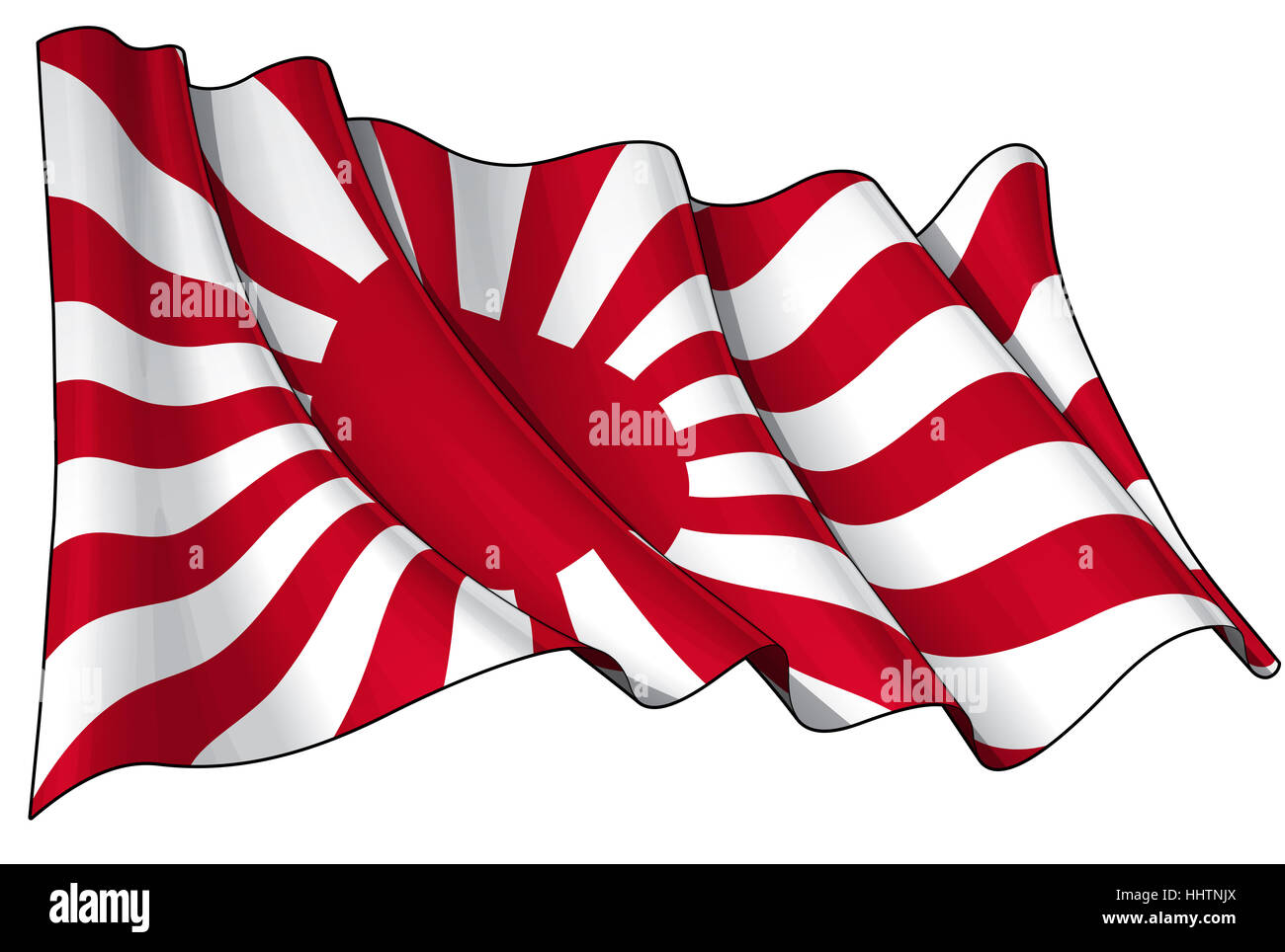 Navy flag pacific salt water sea ocean water for Vater japones
