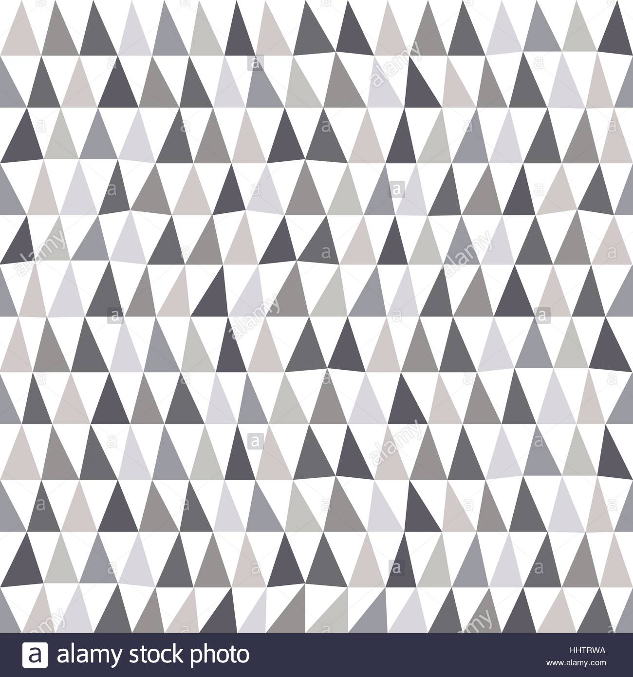 Muted triangles geometric seamless tiling pattern perfect as a Stock ...