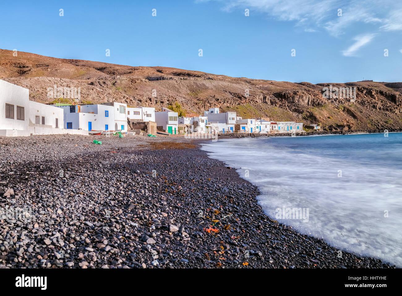 Pozo Negro, Fuerteventura, Canary Islands, Spain - Stock Image
