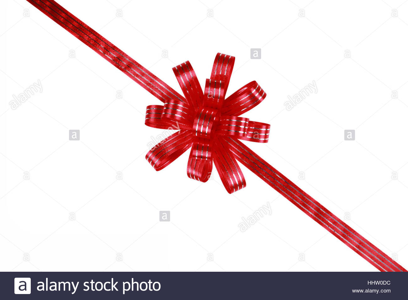 present, isolated, gift, dapper, accosting, pretty, prettily, prettier, - Stock Image