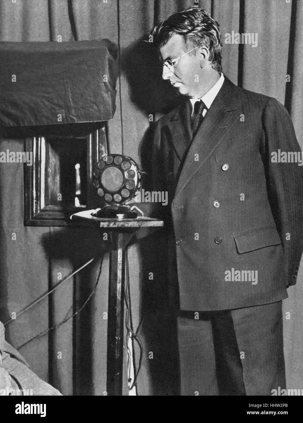 John Logie Baird (14 August 1888 – 14 June 1946), Scottish engineer