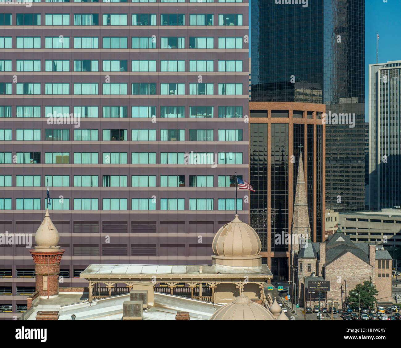 Masonic Temple Building Denver Colorado: Scottish Rite Masonic Building Stock Photos & Scottish