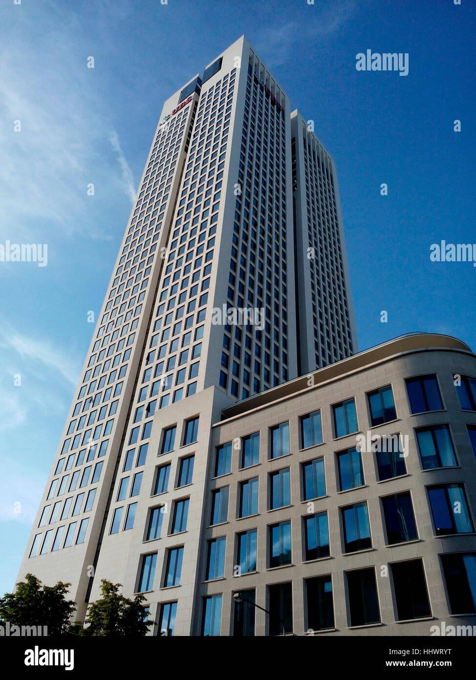 Impressionen: Frankfurt am Main. - Stock Image