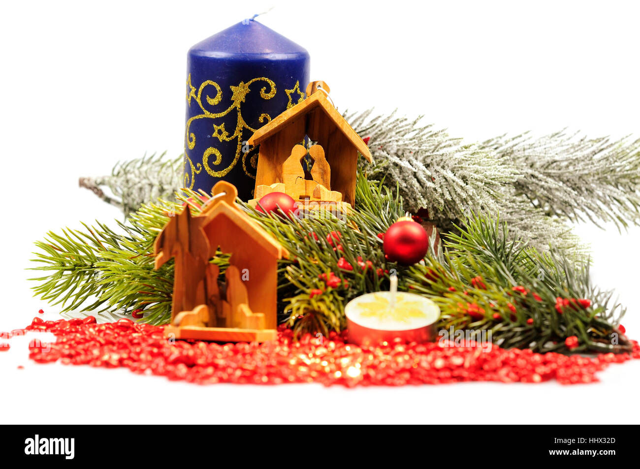 Deco Decoration Manger Creche Christmas Xmas X Mas Tannin