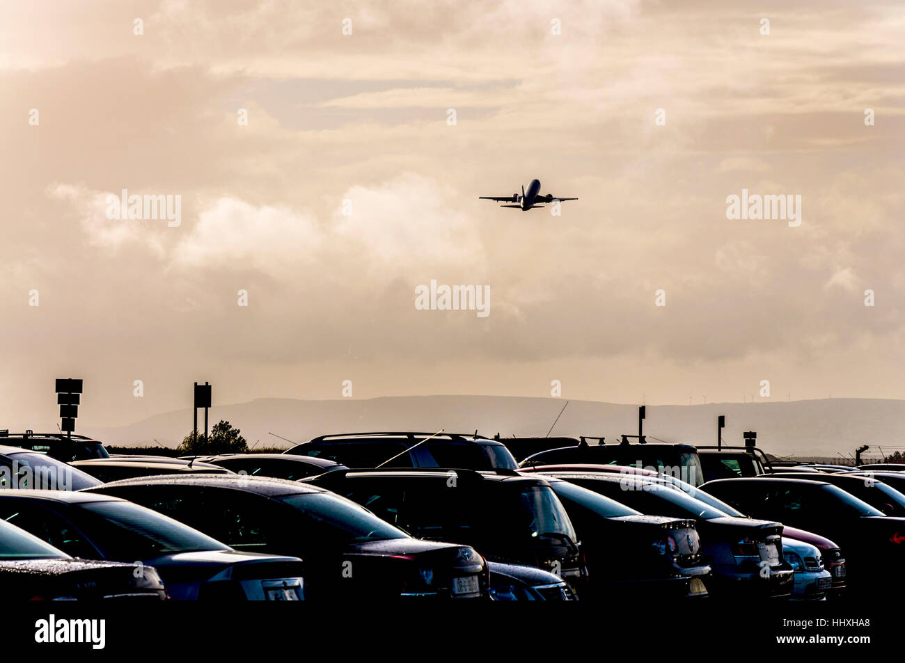 Airport Car Parking Stock Photos Airport Car Parking Stock Images