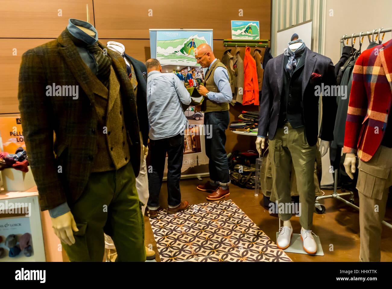 Clothes Trade Show Stock Photos Clothes Trade Show Stock Images