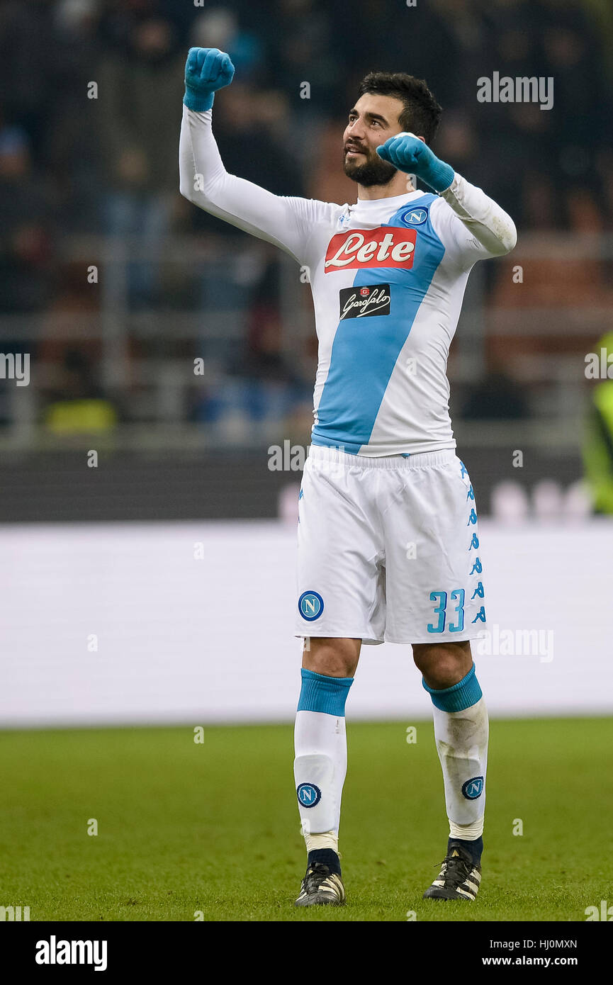 Raul Albiol High Resolution Stock Photography and Images - Alamy