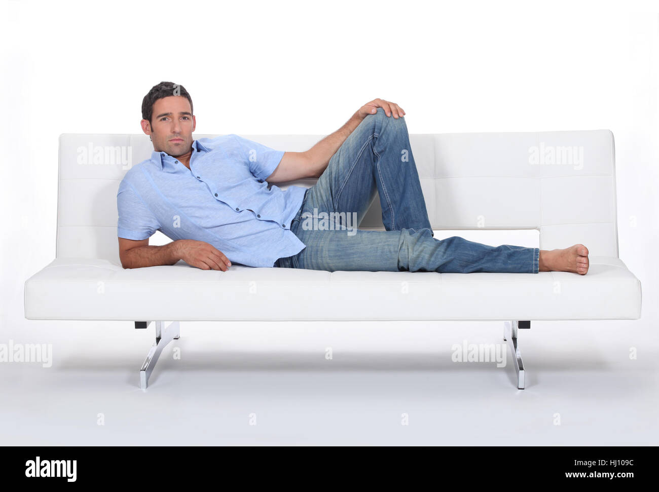 blank, european, caucasian, barefoot, bad, peccant, wickedly, evil, badly, Stock Photo