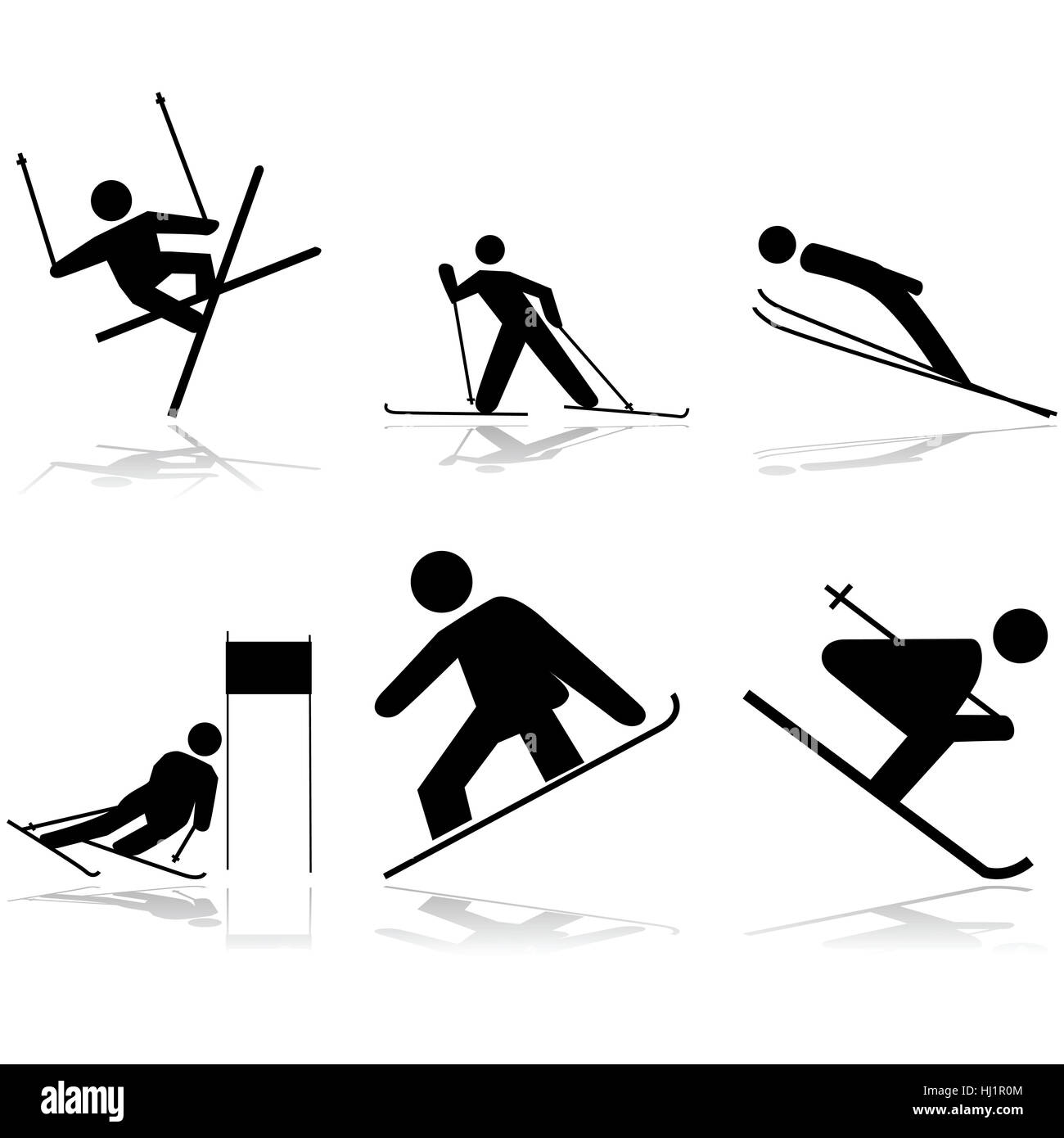 danger, game, tournament, play, playing, plays, played, risk, winter, graphic, - Stock Image