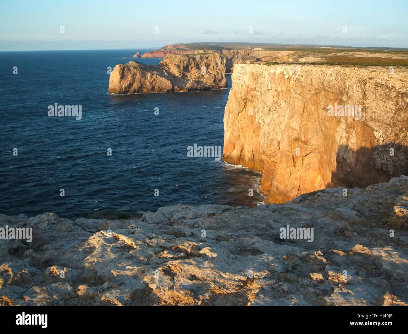 portugal, blue, travel, historical, horizon, stone, holiday, vacation, Stock Photo