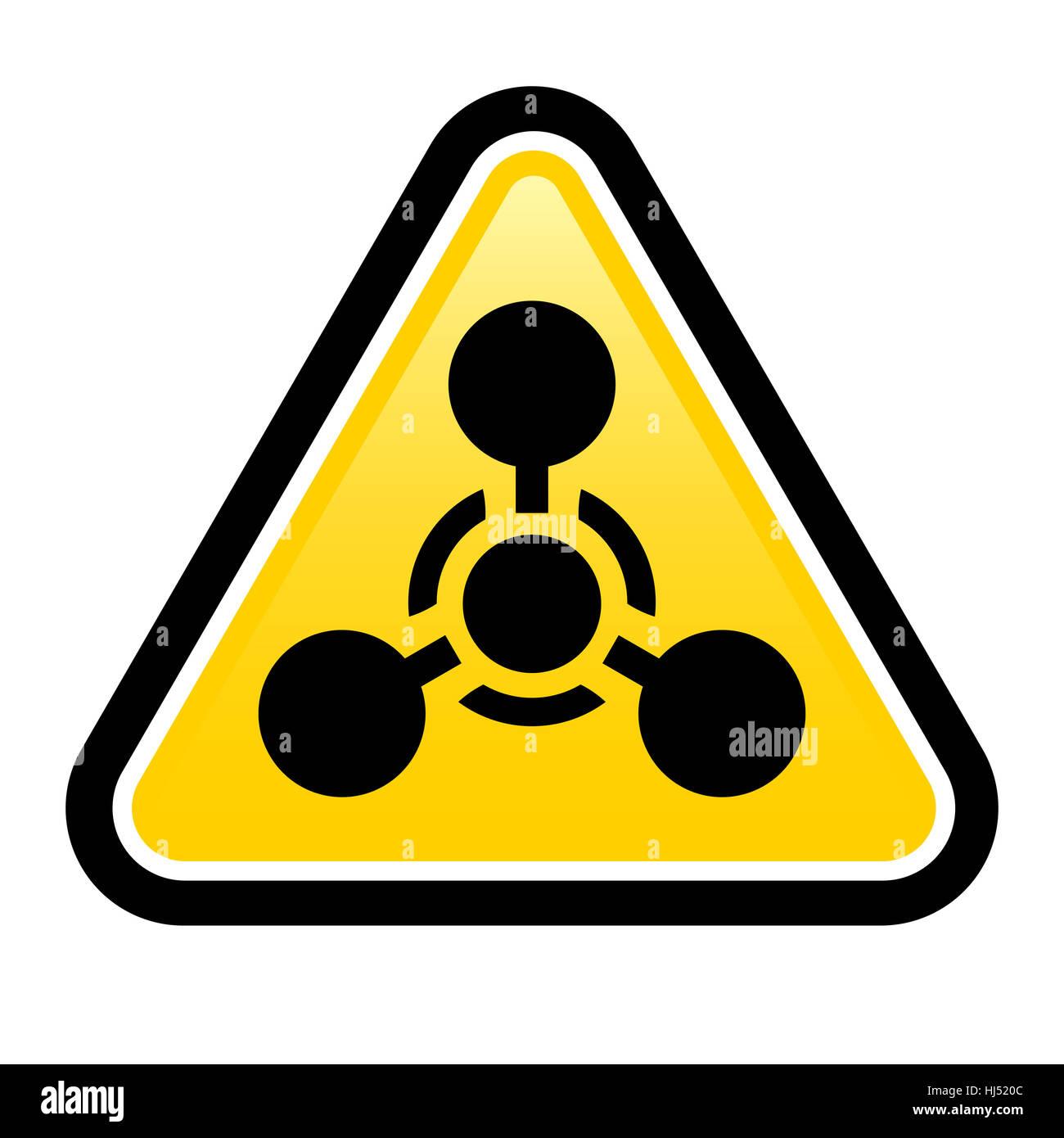 Hazardous Waste Label Icon Stock Photos & Hazardous Waste ...
