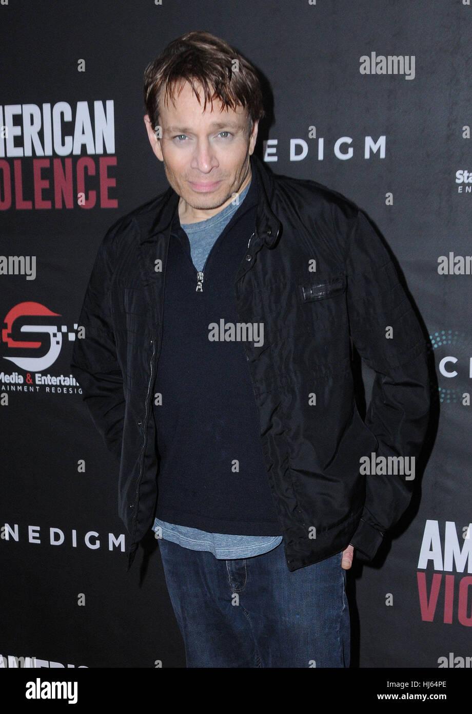 Hollywood, California, USA. 25th Jan, 2017. Chris Kattan. \'\'American ...
