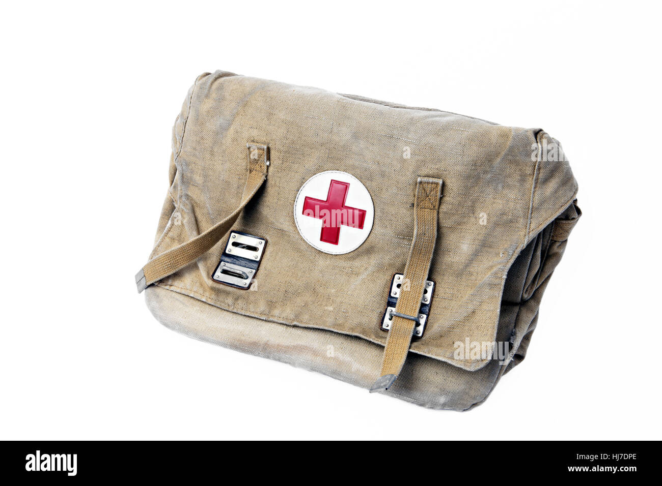 First aid kits - Stock Image