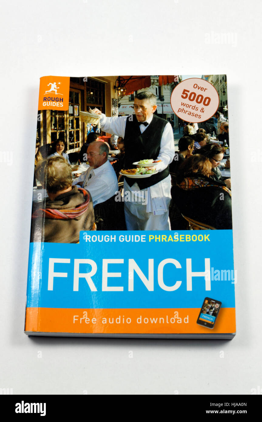 The Rough Guide Phrasebook French