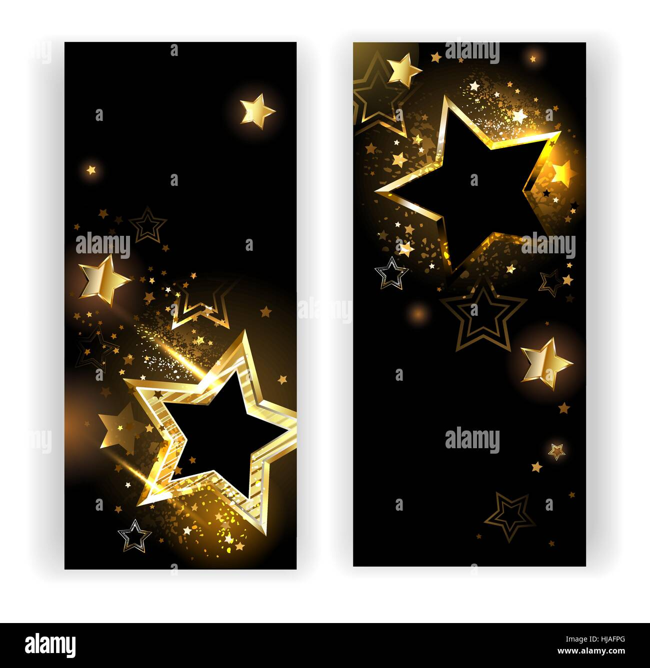 gold stars cut out stock images pictures alamy