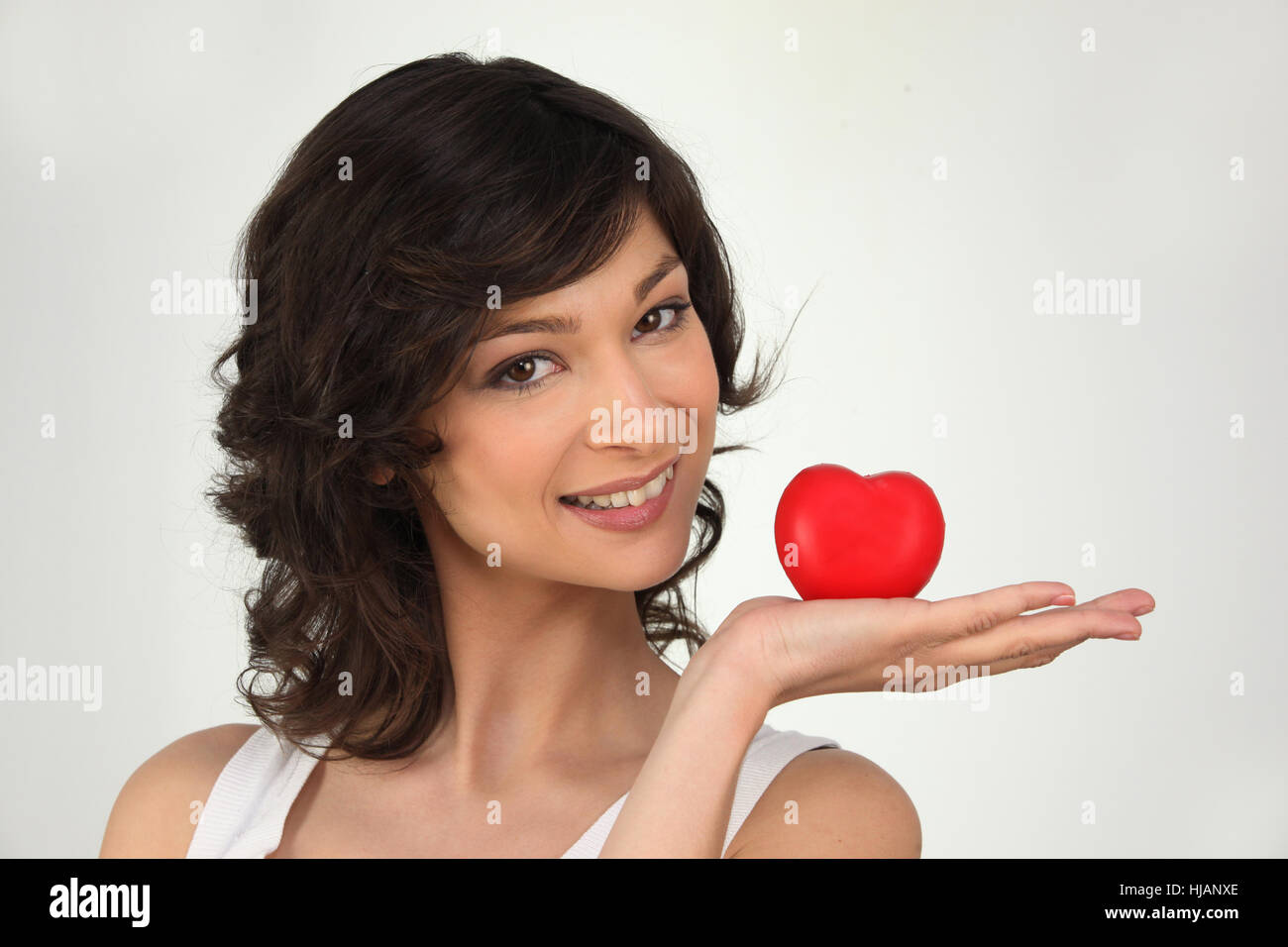 brown, brownish, brunette, adult, charming, adults, cupid, allegory, analogy, - Stock Image