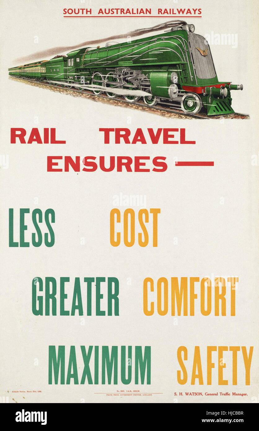 Lyme Regis Vintage Railway advertising poster reproduction.