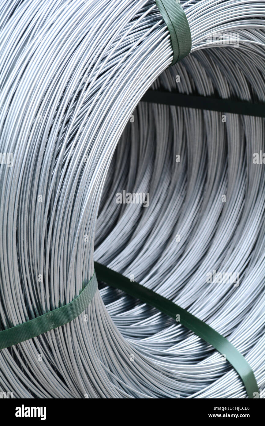 Welded Wire Mesh Stock Photos Images Alamy Metal Wiring Detail Of Rolls Image