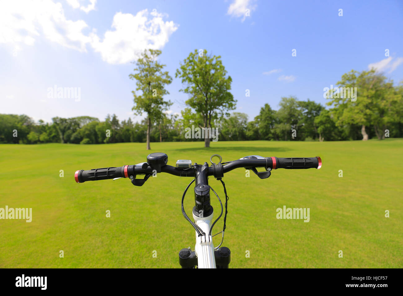 Bicycle - Stock Image