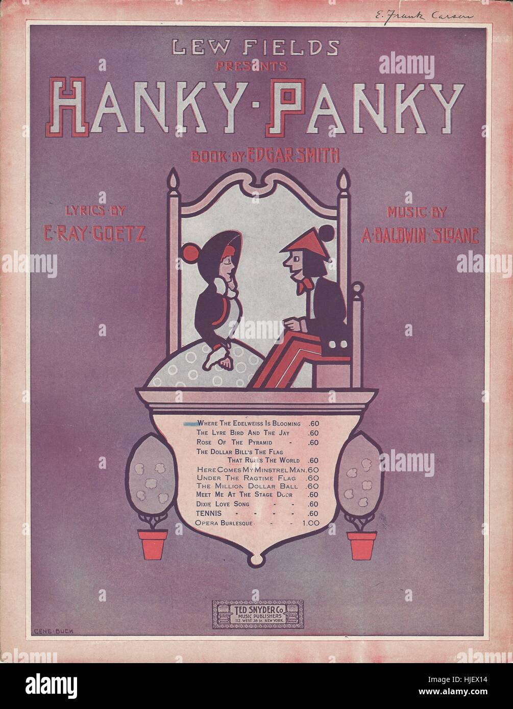 Have hanky mature panky can