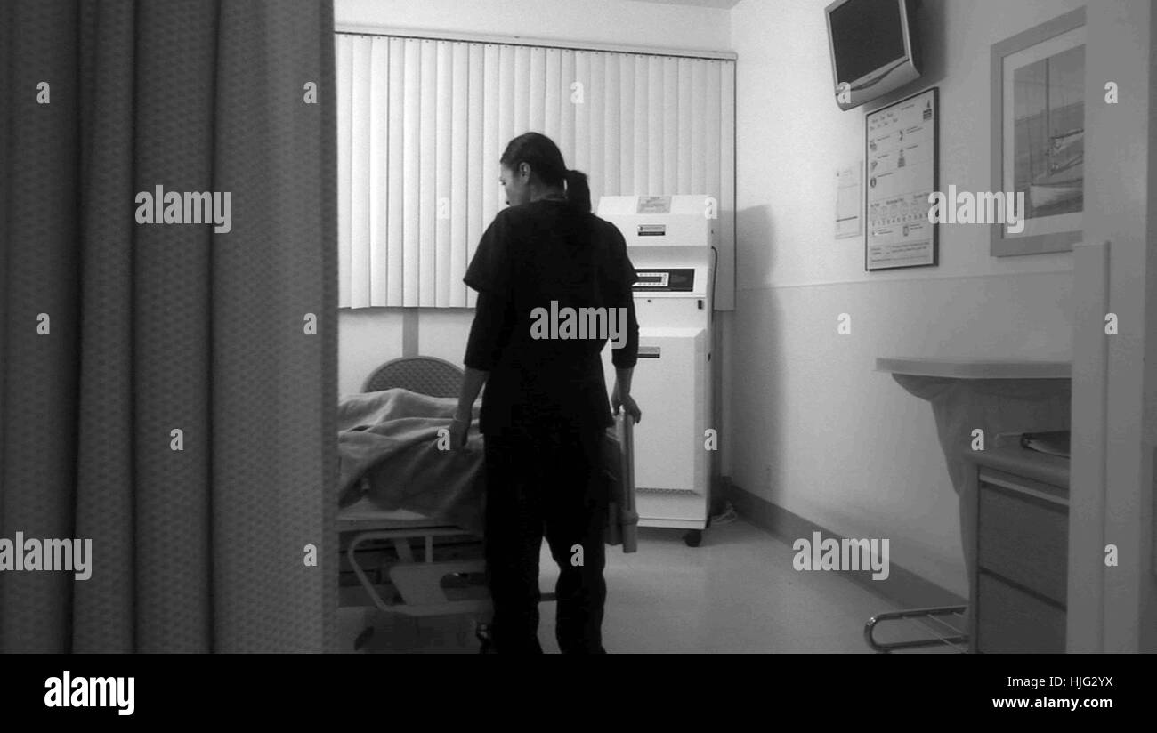 Pursuit of Loneliness Year : 2012 USA Director : Laurence Thrush Sandra Escalante Stock Photo