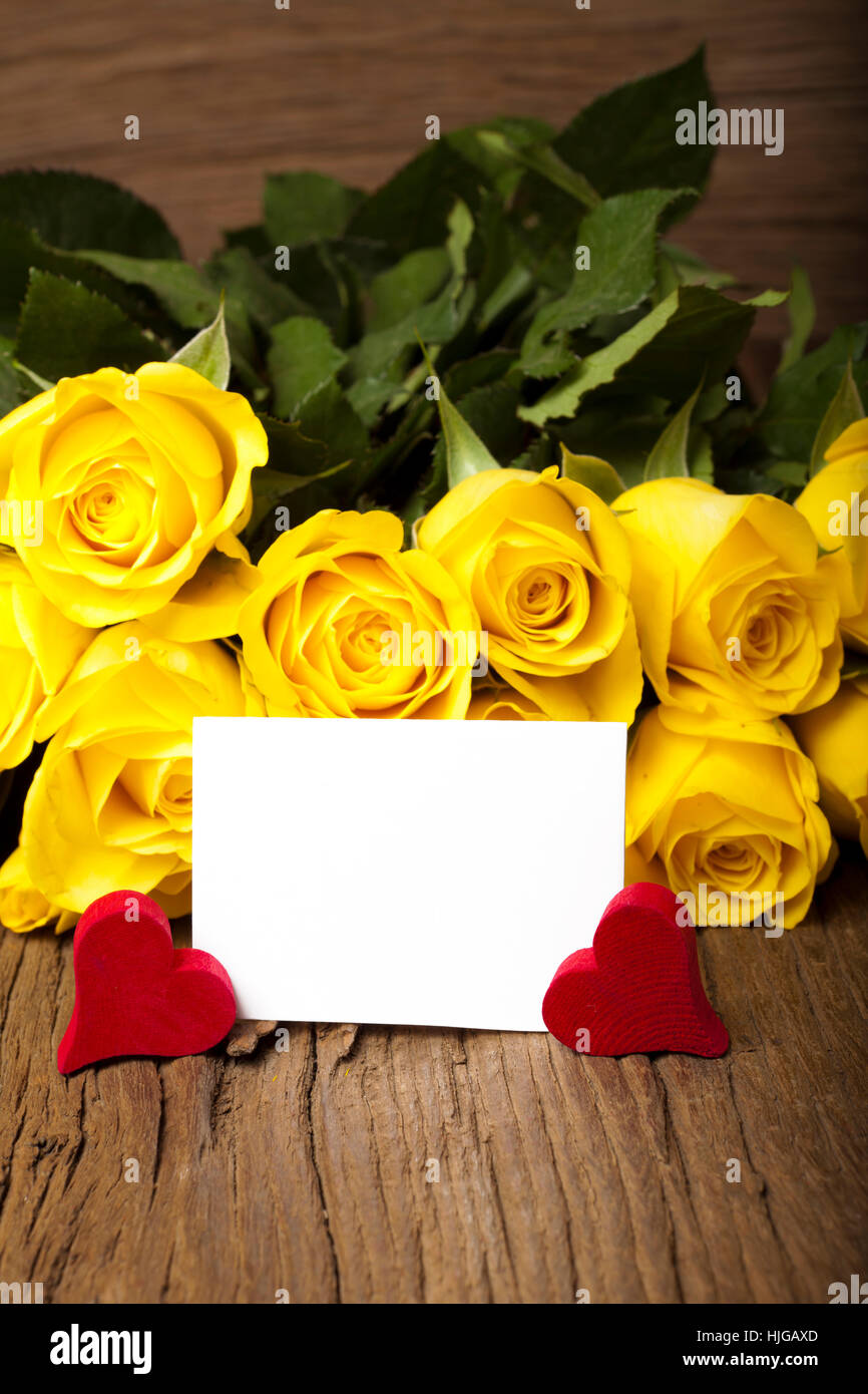 recordable greeting card - Stock Image