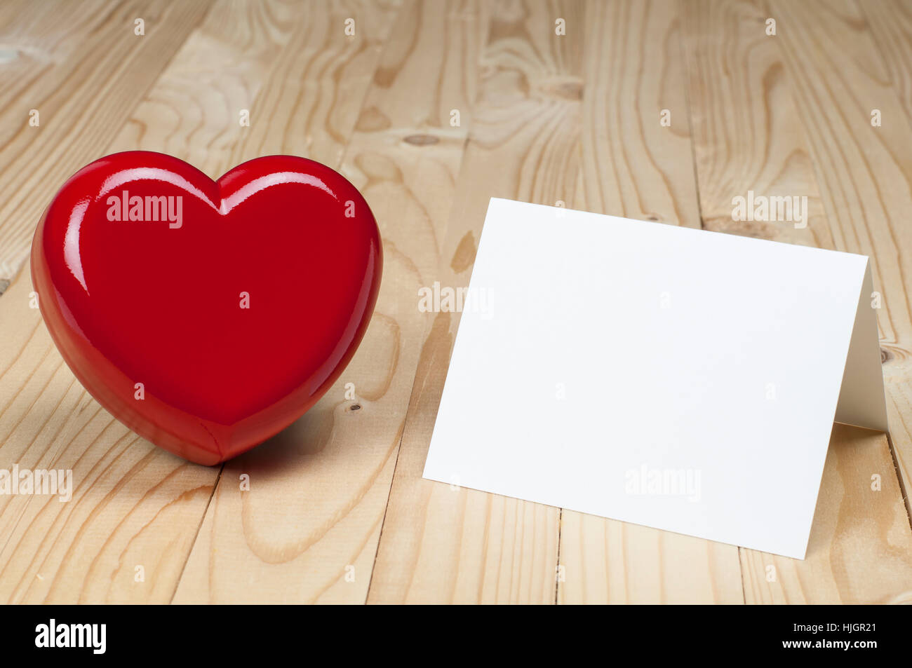 Blank Valentines Greeting Card Stock Photos Blank Valentines